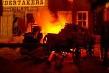 25-28mm miniatures / All miniatures,,,figures and buildings was created by Captain Richard