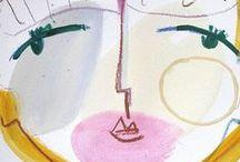 Illustrateurs / Peintres / by Eimmees Hiver de Janvier