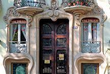 Dører/Doors / Dører fra hele verden...