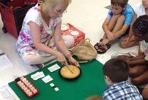 Classroom 105 / Montessori Lower Elementary classroom
