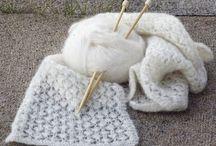 Stickning - knitting / Mönster och idéer