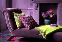 Purple library / by Natali Lyndina
