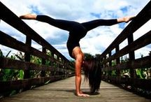 Yoga / Your favorite yoga poses and tips. Follow to be added.