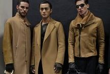 Men`s coat FW 2015-2016