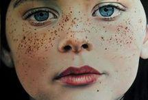 ART pastels / crayons art