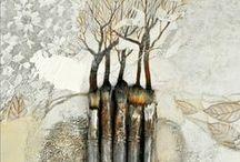 ARTIST elfi cella mixed media switzerland / creative and inspirating