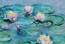 ARTIST monet / oil paintings