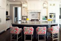 Kitchens / ...adding pieces to the perfect kitchen puzzle. / by My Cracked View