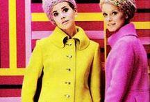 Women`s fashion 1960`s