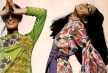 Women`s fashion 1970`s