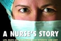 Nursing / Celebrating International Nurses' Day, May 12th. Click through the covers below to place holds on each title.