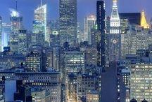 N.Y.C. - The Big Apple! / by Luis Salazar