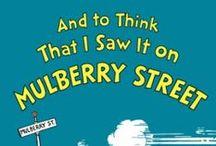 Dr. Seuss' collection books