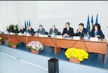 """Conferinţa """"Intelligence în Societatea Cunoașterii"""" / Academia Naţională de Informaţii """"Mihai Viteazul"""" a găzduit, la 18.10.2013, a XIX-a ediţie a conferinţei internaţionale """"Intelligence în Societatea Cunoaşterii"""", organizată de SRI, eveniment ce a reunit participanţi din 20 de ţări europene, SUA şi Canada."""