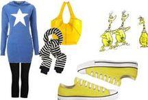 Dr. Seuss' Fashion Style