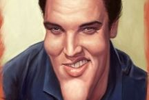Celebrity Caricatures / by Luis Salazar