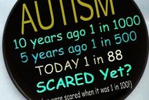 Autism in the classroom / Autism education  / by Brittany McBane