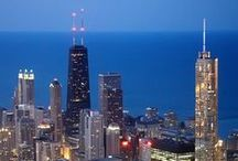 I have been there: Chicago / by Tomasz Haupt