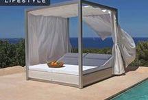 Muebles de jardín en Gibeller / Gibeller: Confort y funcionalidad para disfrutar en el exterior.
