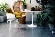 Interiors / Habiter; occuper, organiser l'espace.