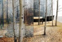 Architecture Representation / Illustrer un projet, souligner ambiances et pistes de réflexions