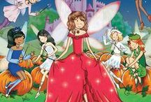 Fairies / Fairies stories for your wee folk. Click through the covers to place holds on each title.