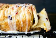 Breads / Recipes for breads and rolls, both savory and sweet! / by Bake with Christina