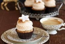 Cupcakes / Lots of awesome recipes for various cupcakes, as well as frostings!