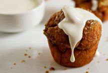 Muffins / Yummy muffin recipes that are perfect as a snack, or for breakfast!