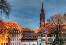 S t r a s b o u r g / Strasbourg, cette belle ville.
