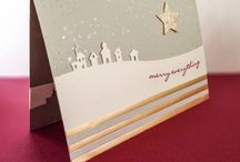 Card Creations for Christmas