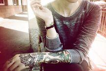 T A T T O O S / Tattoo inspiration