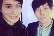 Pheels / Dan Howel & Phil Lester, yeah