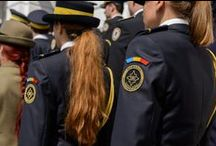 """Ceremonia de absolvire a unei noi generații de ofițeri / Academia Naţională de Informaţii """"Mihai Viteazul"""" a găzduit astăzi, 30 iulie, ceremonia de absolvire a unei noi generații de ofițeri, viitori profesioniști în intelligence."""