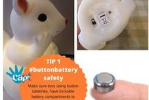 #buttonbatterysafety / We want all parents to be aware of what button batteries are, where you might find them, how to be sure families are safe from the potential danger of batteries and what to do in the terrible event a child might swallow one. http://capt.org.uk/s…/keeping-children-safe-button-batteries