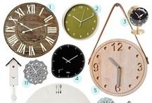 clocks / by Megan Roca