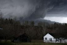 it's wicked stormy  / by Megan Roca