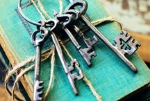 Keys to my heart... / by Dory