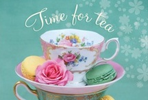 Tea for Two / by Dory