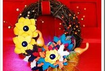 For the luv of My Favorite craft / DIY craft and home decor ideas and tutorials / by Maggie Lamarre