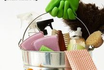 Cleaning / Organizing Tips