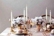 Dekoracje stołu | Table Setting