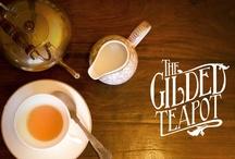 OUR TEA / Our Dorset tea shop