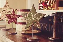 Holiday Themed Creatables ♥ / by Con Schafman