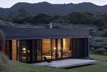 Dwell / Prefab and other ideas for a new house / by Beth O'Brien