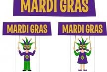 MARDI GRAS / by Lynn Morris