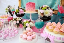 Dessert & Candy Bar Sweetness / by Perfectly Planned Parties and Events, LLC.