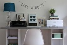 For the Office / My Office: my space to be creative.