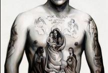 Deep Inked (tattoed) / Tattooed.......