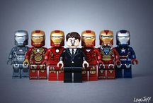 Geeky / My inner geek but mainly Iron Man, Marvel, Star Wars & Firefly (Serenity) / by Mathew Brake